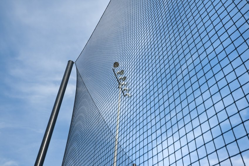batting cage netting Birmingham, stadium netting Montgomery